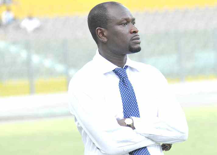 Baptism of fire for new Kotoko coach Akonnor after hammering by Black Stars