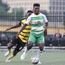 Ghanaian midfielder Dominic Oduro laments Tampa Bay Rowdies USL playoffs failure
