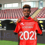 VIDEO: Godsway Donyoh expresses gratitude to FC Nordsjælland after penning new deal