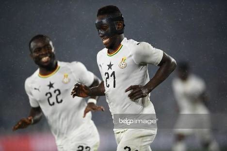 UD Levante frontman Emmanuel Boateng scores on return to Ghana duty in win over Asante Kotoko
