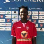 Vejle BK coach eulogizes Fard Ibrahim on his debut