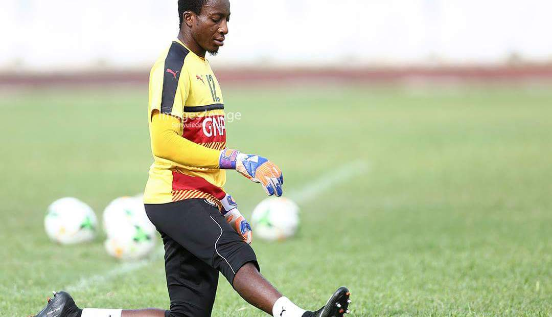I started off as a striker- Felix Annan reveals