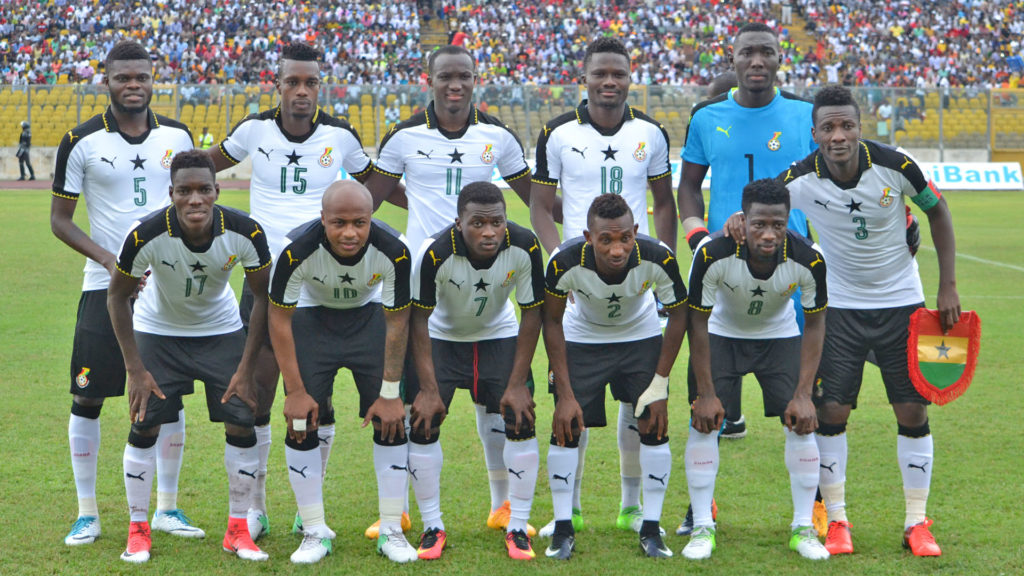 Breaking News: Atsu, Waris named in strong Ghana starting line-up to face Kotoko