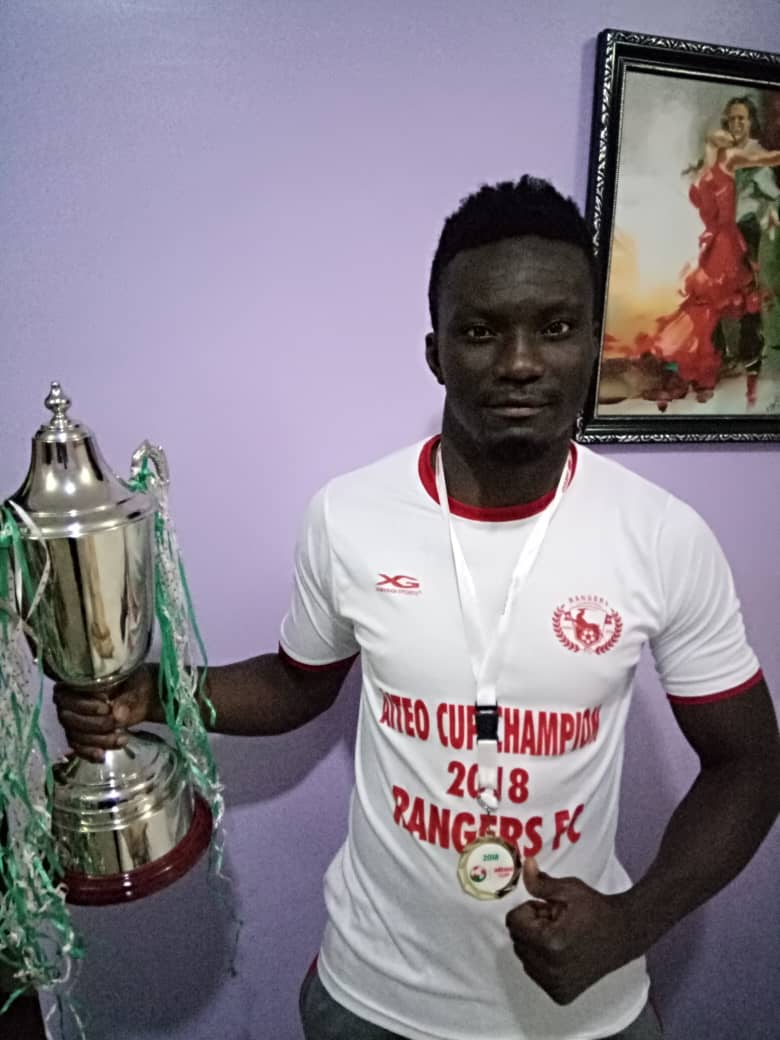Goalkeeper Nana Bonsu focused on Enugu Rangers not Black Stars call-up
