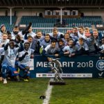 PHOTOS: Annan, Mensah win league title with HJK Helsinki in Finland