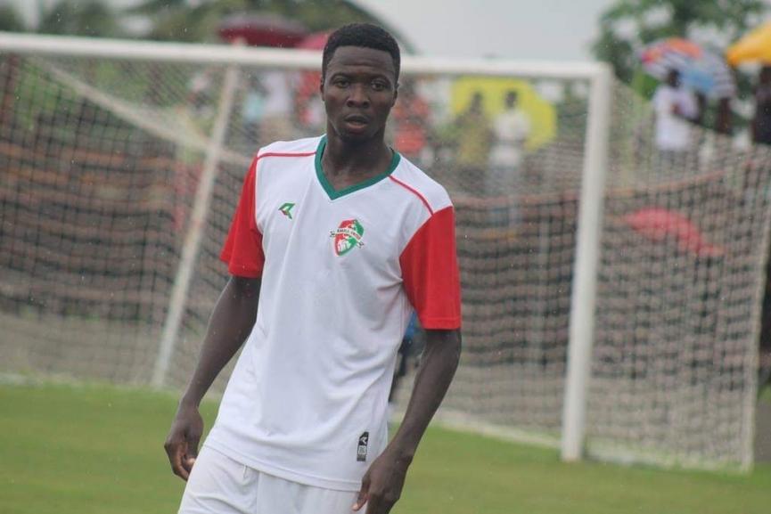 Karela FC defender Ismael Ganiyu sets sights on Asante Kotoko switch
