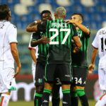 US Sassuolo injury blow as Boateng, Duncan are ruled out of Sampdoria clash