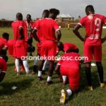 Asante Kotoko thrash Cedar Valley FC in friendly