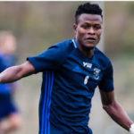 Ghanaian midfielder Patrick Arthur earns plaudits from Angelholm coach Alexander Tengryd