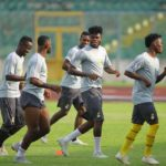 AFCON 2019 qualifier: Black Stars start training in Accra this evening ahead of Kenya clash
