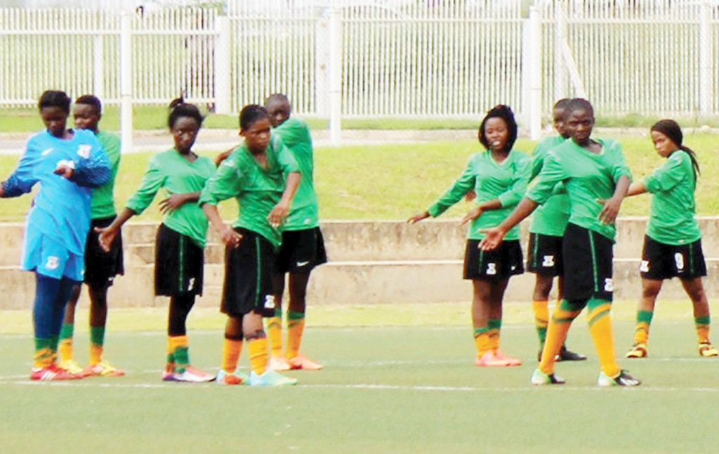 2018 AWCON finals: Zambia\'s Shepolopolo to camp in Nigeria