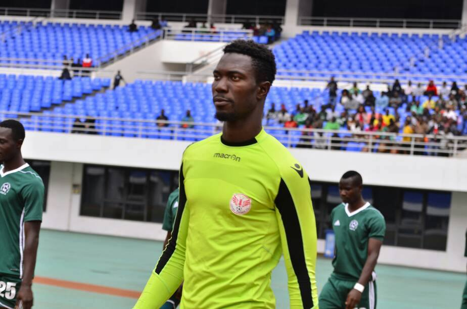 Asante Kotoko goalie Muntari Tagoe counting on 'crucial' fans support to advance