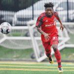 Toronto FC II midfielder Gideon Waja's father dead