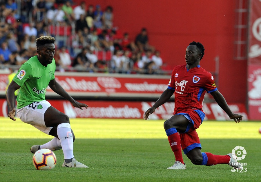 talented yaw yeboah grabs another mvp award in cd numancia stalemate