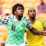 2019 AFCON qualifier: Nigeria secure qualification after draw with South Africa