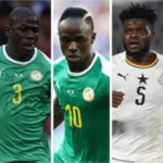 Ghana's Thomas Partey nominated for 2018 BBC African Footballer of the Year
