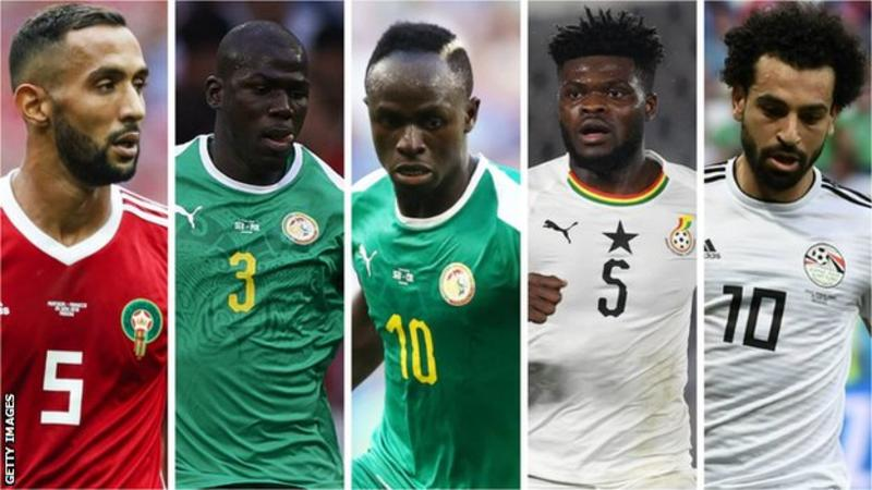 Ghana\'s Thomas Partey nominated for 2018 BBC African Footballer of the Year