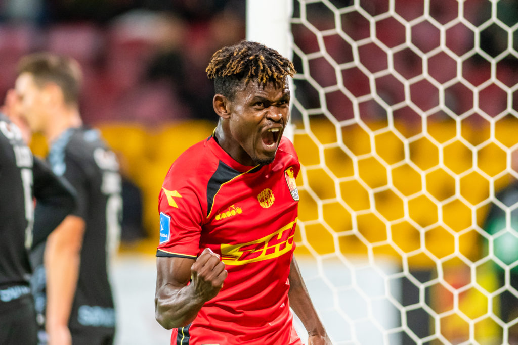 Feature: Godsway Donyoh is the Ghanaian striker on fire in Europe at the moment