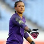 AWCON 2018: Super Falcons goalkeeper Tochukwu Oluehi vows to avenge defeat against South Africa