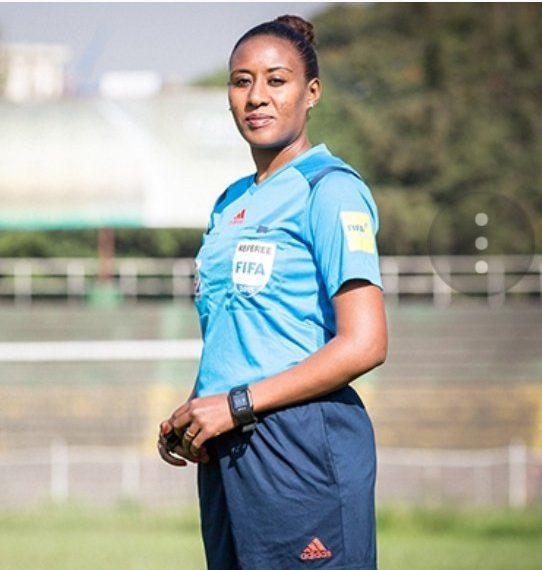 2018 AWCON: Ethiopian referee Lidya Tafesse to officiate Ghana-Algeria opener
