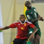 2019 AFCON qualifier: Angola beat Burkina Faso to keep qualification hopes alive