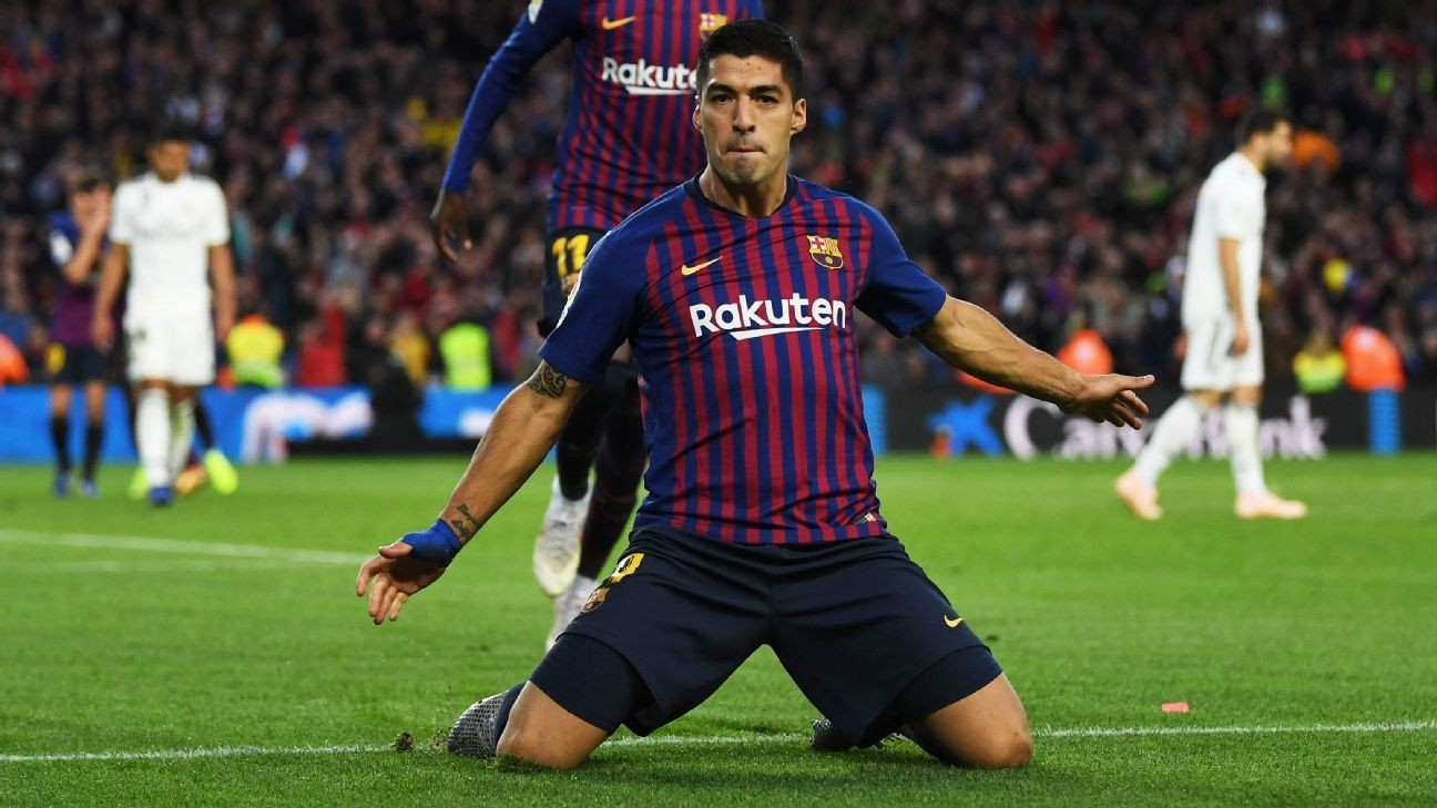 7a0540875 Barcelona's Luis Suarez: Natural that club are looking for my replacement