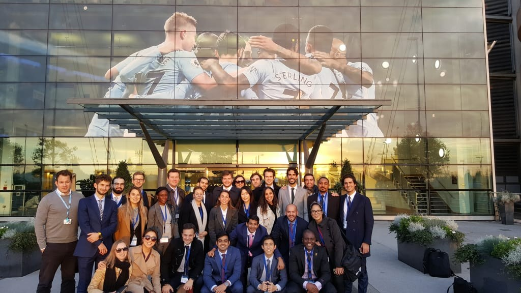Field visits underway for 19th edition FIFA Master class