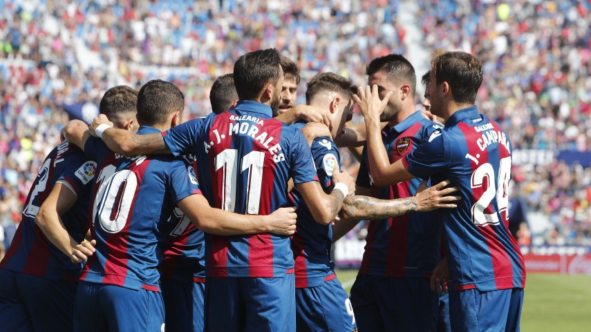 The Paco Lopez effect  How Levante have surged up the LaLiga Santander  standings b1a225a40c2f9
