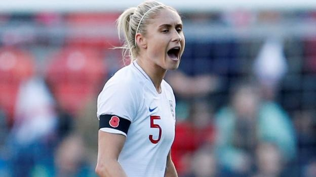 Steph Houghton  England captain can win 70 more caps says Phil Neville ff4e764f62