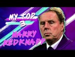 Which are Harry Redknapp's three favourite matches with Tottenham?