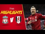Highlights: LFC 2-0 Fulham | Salah and Shaqiri on target at Anfield