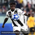 JUVENTUS likely to loan KEAN out in January