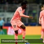 BARCELONA FC might let go on Ousmane DEMBELE