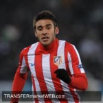 BENFICA winger SALVIO turned down by Inter Milan
