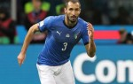 Chiellini: I don't want to be Italy's top goalscorer