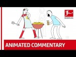 Crazy Bundesliga Football Commentary, Animated! – Part 2 Powered by Nick Murray Willis