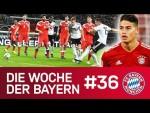 Länderspielpause nach dem Klassiker & James-Schock | Die Woche der Bayern | Ausgabe 36