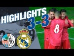 HIGHLIGHTS | Salmantino 3-3 Real Madrid Castilla
