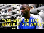 """You Will Do Life Better If You Smile!"" 