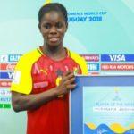 Meet Mukarama Abdulai, Ghana's golden maiden, captain, leader and scorer