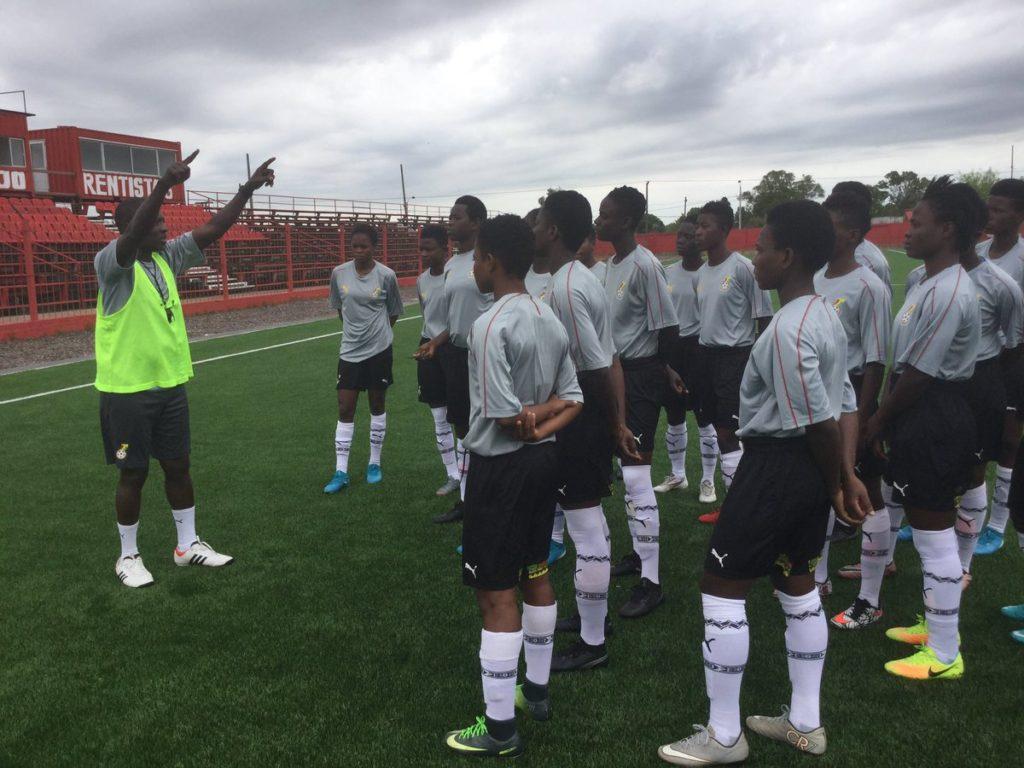 FIFA U-17 WWC: Black Maidens coach Evans Adotey eyes winning start against Uruguay