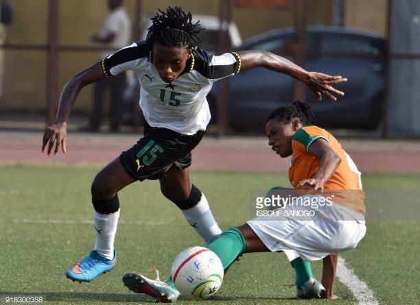AWCON 2018: Ghana defender Faustina Ampah confident ahead of Mali clash