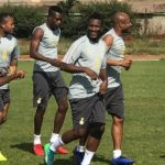 Black Stars hold first training session in Kenya ahead of AFCON qualifier against Ethiopia