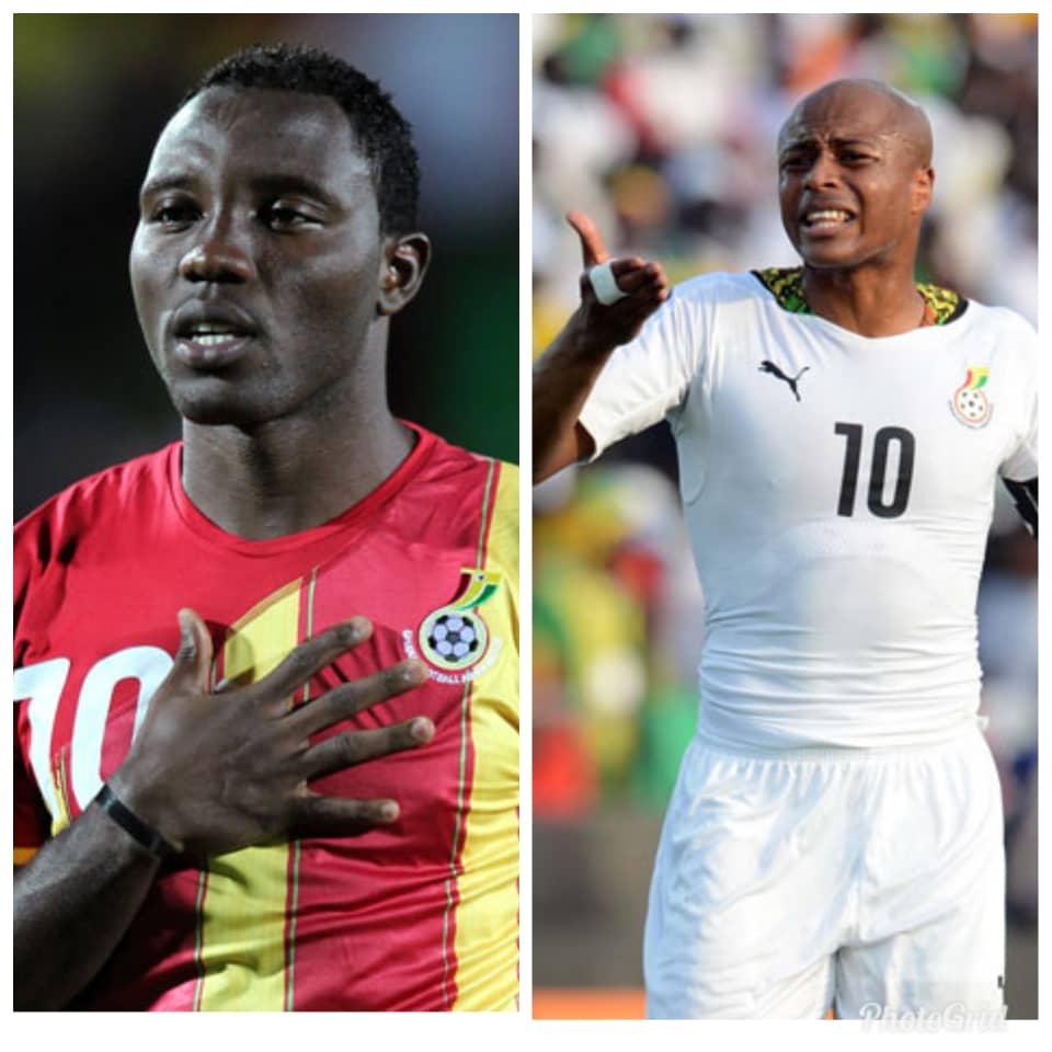 Ex-Ghana defender John Painstil urges Ghanaians to cease creation of tension between Ayews and Kwadwo Asamoah