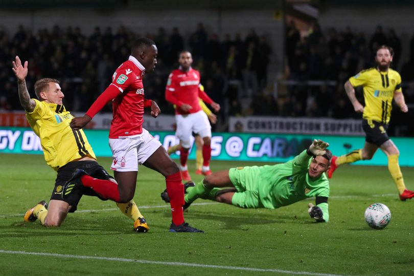 Nottingham Forest ace Darikwa backs Ghanaian youngster Arvin Appiah to have 'great future' at club