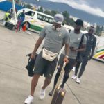PHOTOS: Black Stars arrive in Ethiopia ahead of AFCON qualifier