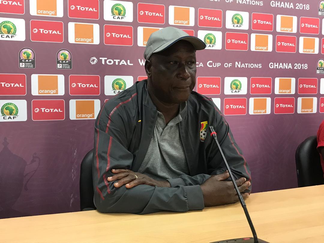 VIDEO: Black Queens coach Bashiru Hayford believes Ghana is the best team at AWCON 2018
