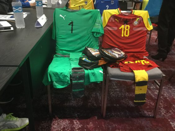 FIFA U-17 WWC: Black Maidens to wear Red jerseys for group opener against Uruguay