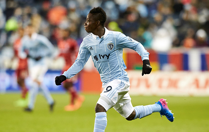 Sporting KC exempted from 2018 MLS expansion draft after losing Latif Blessing last season