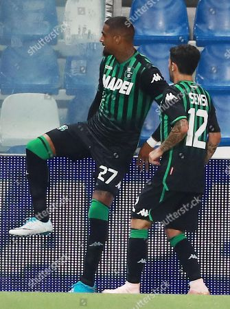 """Sensi is the new Veratti""- Kevin Prince Boateng"